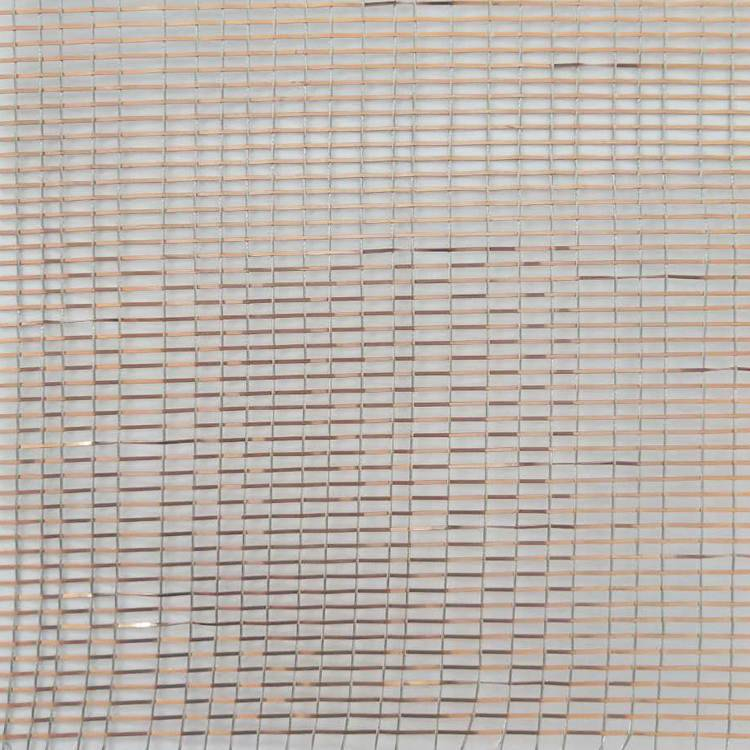 China Cheap price Metal Fine Mesh - XY-R-11RS Copper and Stainless Steel Mesh for Glass Lamination – Shuolong