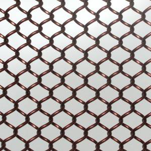XY-AG1250 Architectural Metal Mesh for Isolation Curtain