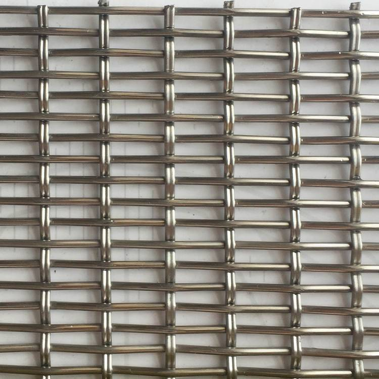Manufacturer for Architecture Metal Mesh - XY-6213 Architectural Crimped Wire Mesh for Ceiling Tile – Shuolong