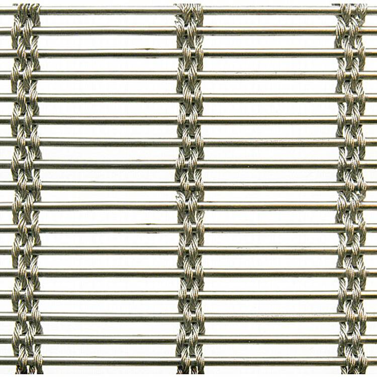 Reasonable price Metal Curtain Divider - XY-M3644 Metal Mesh Screens for Exterior Wall – Shuolong