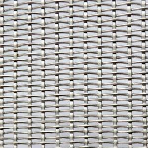 XY-M2176 Metal Wire Mesh Screen for Facade Cladding
