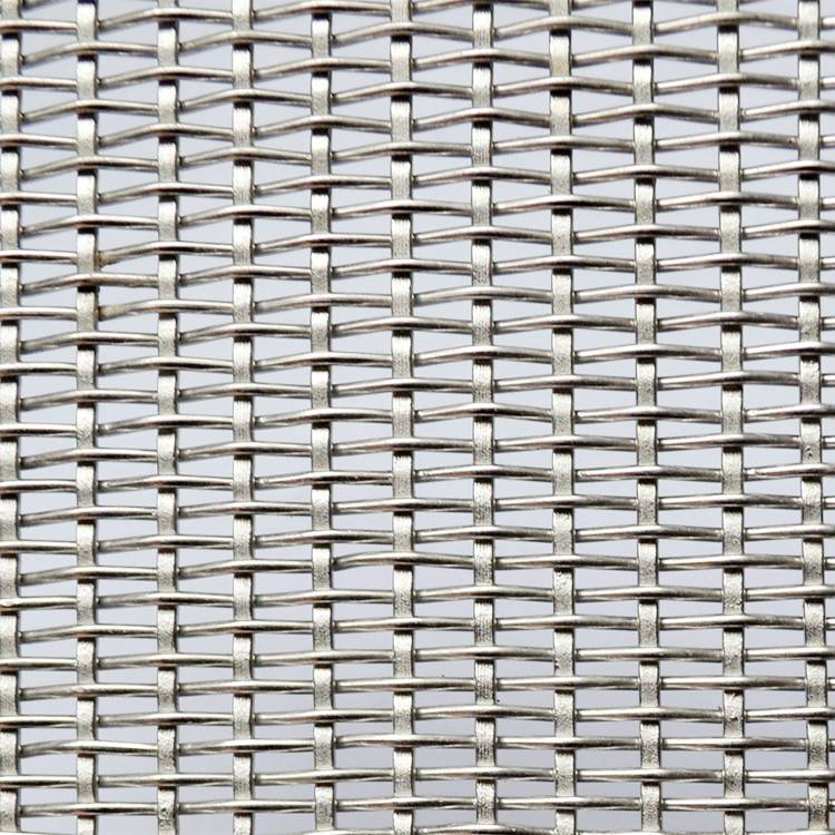 China wholesale Architectural Mesh - XY-M2176 Metal Wire Mesh Screen for Facade Cladding – Shuolong