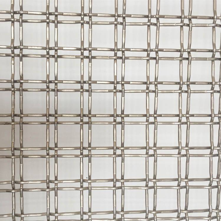 Good quality Steel Railing Designs – XY-2322 Stainless Steel Architectural Woven Mesh Fabric – Shuolong