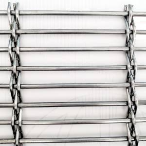 Factory wholesale Woven Wire Mesh Suppliers - XY-4311 Facade Cladding Architectural Mesh – Shuolong