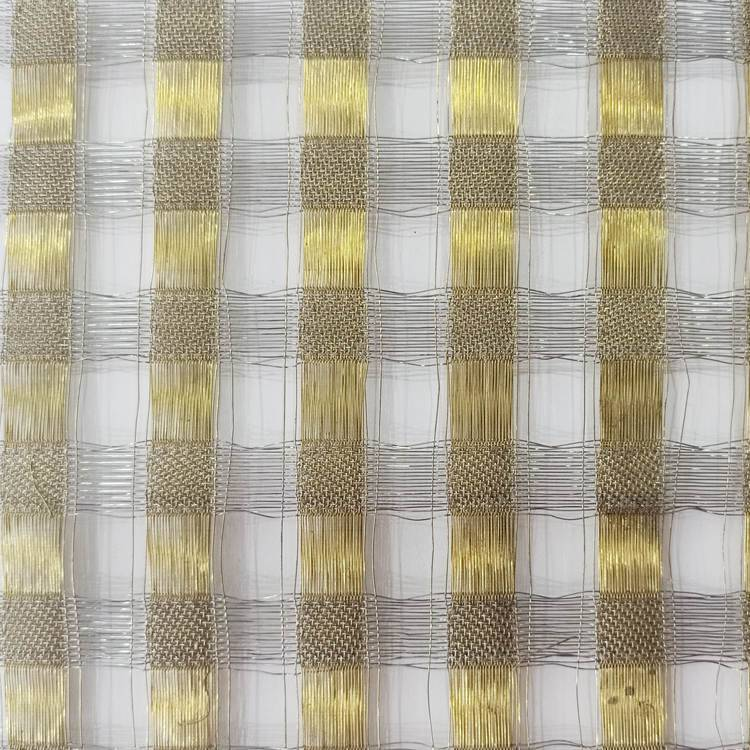 Chinese Professional Wire Cloth - XY-R-E Stainless Steel and Copper Art Mesh – Shuolong