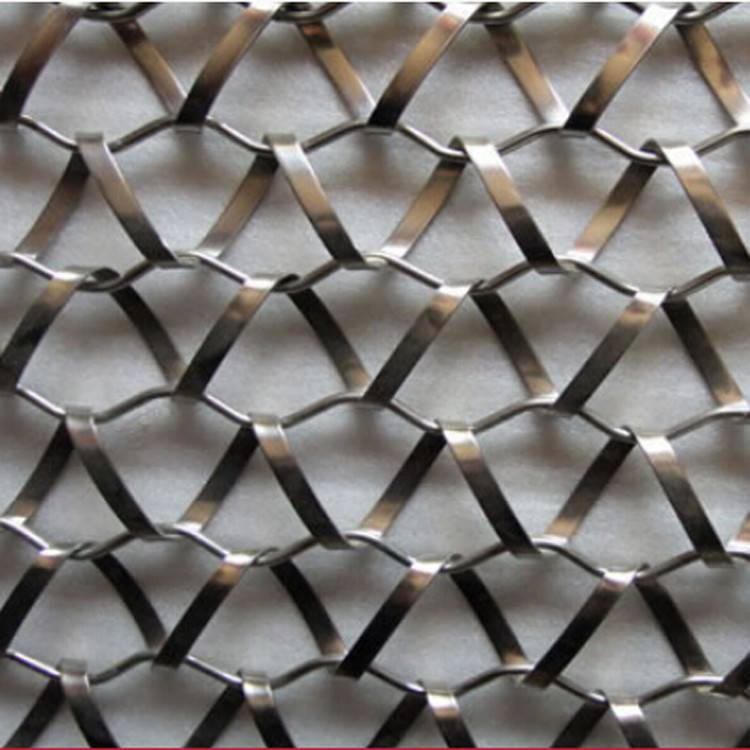 China OEM Mesh On Facade - XY-A3338B Stainless Steel Flexible Mesh for Wall Decoration – Shuolong