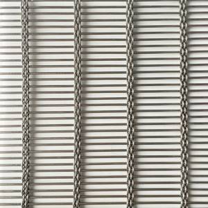 Hot Sale for Metal Fabric For Building Facades - XY-4356 Stainless Steel Wire Mesh for Public Building – Shuolong