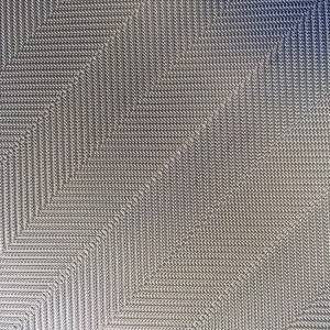 XY-R-05 SS Fine Mesh fro Laminated Glass