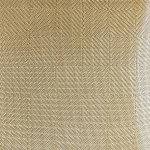 Factory Cheap Hot Architectural Woven Wire Mesh - XY-R-2825G Gold Color Glass Laminated Mesh – Shuolong