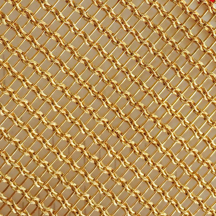 Hot New Products Architectural Steel Mesh - XY-M3165T Glass Lamination Metal Mesh – Shuolong