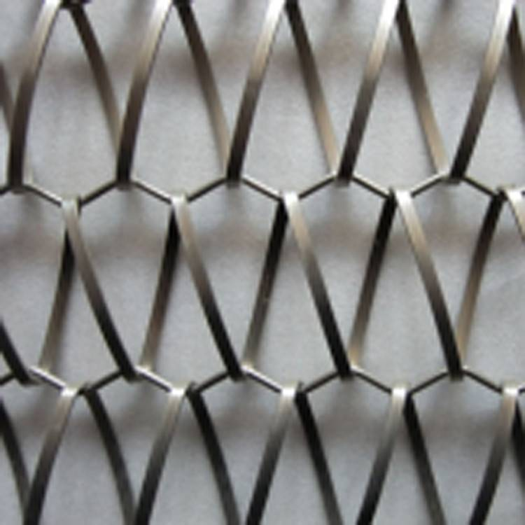 XY-A3245B Metal Weave Mesh for Parking Garage Facade Featured Image