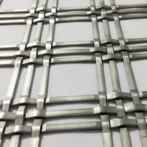 XY-4435 Decorative Mesh for Building Exterior Wall