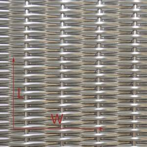 XY-2175 Decorative Metal Wall Cladding