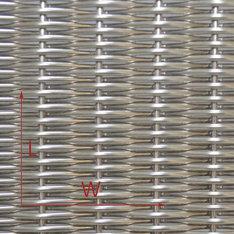 XY-2175 Decorative Metal Wall Cladding 2