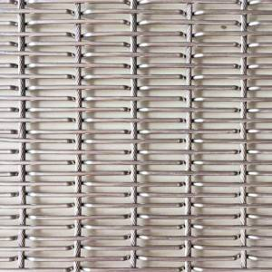 Factory Price For Flexible Metal Fabric For Exterior Facades - XY-M2175 Metal Mesh for Building Sunshade – Shuolong