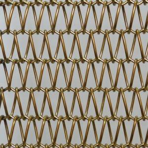 XY-A1615 metal fabric for Room Divider