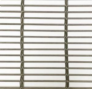 Manufacturer of Brass Screen Mesh - XY-M3412 Architectural Metal Mesh for  solar shading – Shuolong
