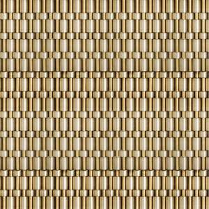 Good Quality Decorative Interior Wall Cladding - XY-3656T Gold Metal Mesh Screen for Office Wall Cladding – Shuolong
