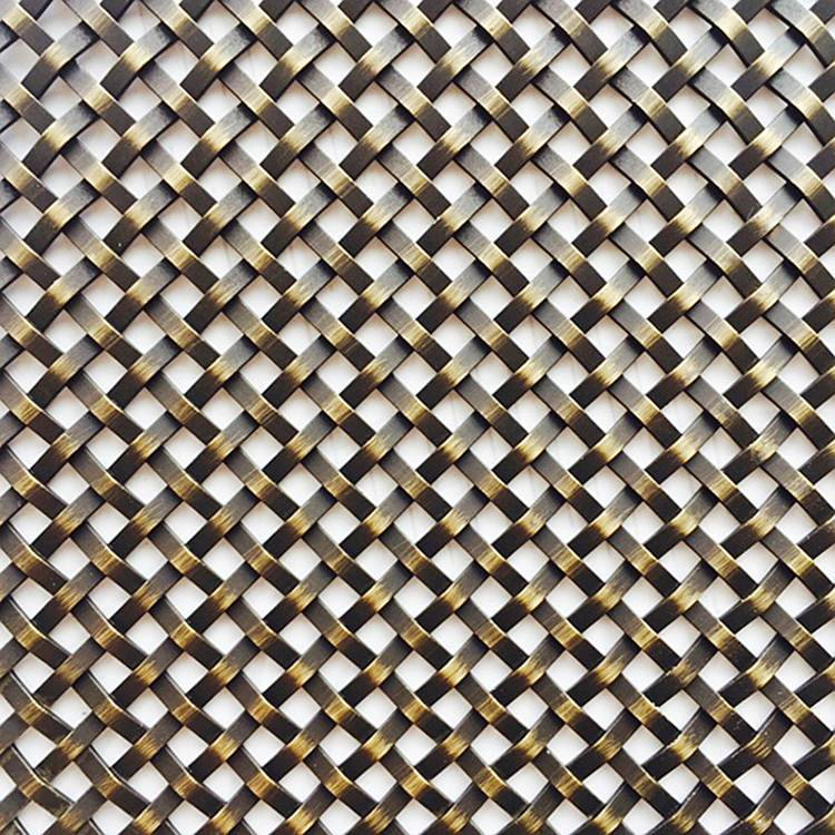 Chinese wholesale Hardware Mesh - XY-2027GO  Decorative Wire Mesh for Furniture – Shuolong