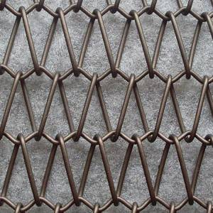 XY-A2515 Paint Decorative Screen Mesh