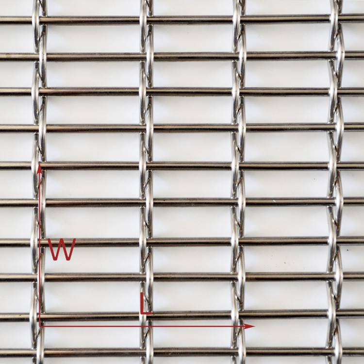 Factory wholesale Woven Wire Mesh Suppliers - XY-4310 Woven Metals – Shuolong