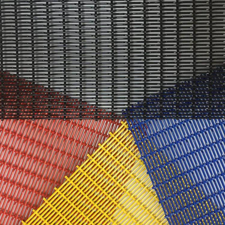Wholesale Price China Custom Ceilings Featuring Wire Mesh - XY-1238PVC Colored Powder Coating Decorative Wire Mesh – Shuolong