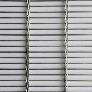 Wholesale Price Woven Mesh Patterns - XY-3831 Architectural Mesh Metal Fabrics for Railing Infill Panel – Shuolong