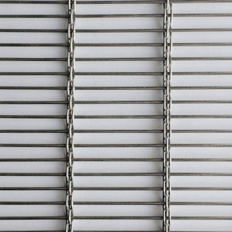 XY-3831 Architectural Mesh Metal Fabrics for Railing Infill Panel Featured Image