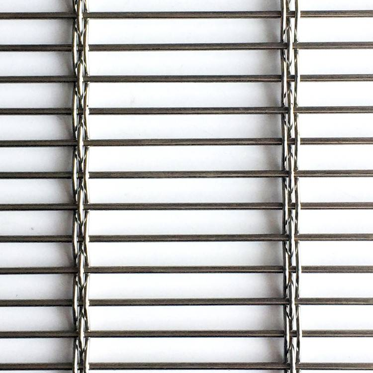 100% Original Exterior Facade Panels - XY-3831 Metal Mesh Screen – Shuolong