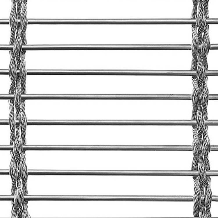 XY-M4528 Architectural Mesh for Curtain Wall Featured Image