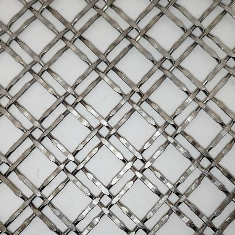 Hot sale Balustrade Infill Mesh - XY-2225 Stainless Steel Metal Mesh Screen Blaustrades – Shuolong Featured Image