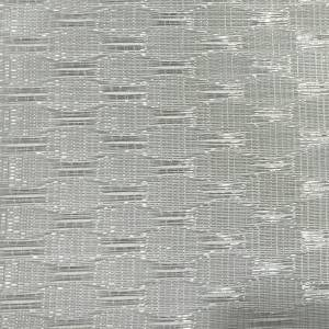 High Quality Wire Mesh Glass - XY-R-C Glass Laminated Mesh with Hexagonal Pattern – Shuolong
