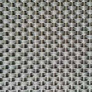 XY-M33 Woven Metal Mesh Pattern for Wall Cladding