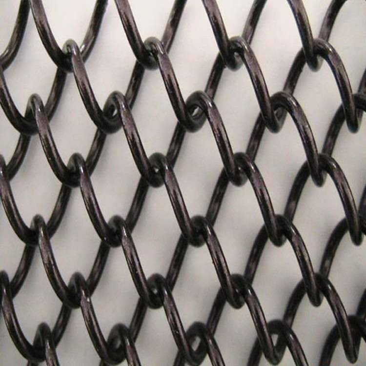 XY-AG1580 Black Metal Mesh for Fireplace Decoration Featured Image