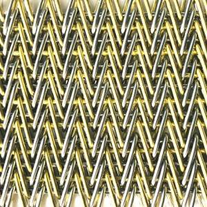OEM/ODM China Brass Elevator Mesh - XY-A-Wave Tweed – Shuolong