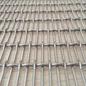 Reasonable price Cable Mesh With Flexibility - XY-3126 High Protection Property Steel Railing Mesh Design – Shuolong