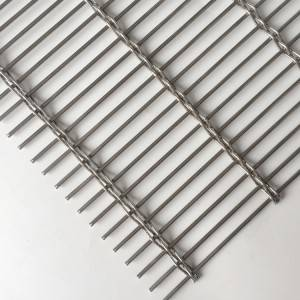 XY-3831 Architectural Mesh Metal Fabrics for Railing Infill Panel