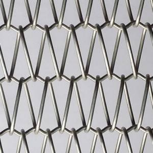 XY-A2624 Metal Fabric for Facades