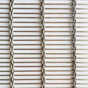 China wholesale Decorative Wire Mesh - XY-M3365 Metal Fabric for Hotel Stair Protection – Shuolong