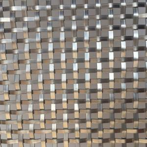 New Arrival China Wire Mesh For Space Dividers – XY-2276 Architectural Stainless Steel Decorative Mesh – Shuolong