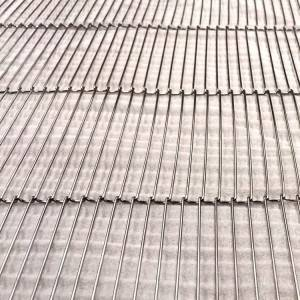 Hot sale Aluminum Chain Curtain - XY-AH4 Stainless Steel Metal Mesh for Mall Divider – Shuolong