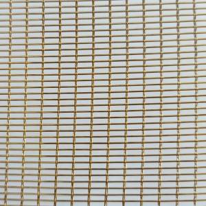 XY-R-3535 Flexible Metal Mesh for Glass Laminated