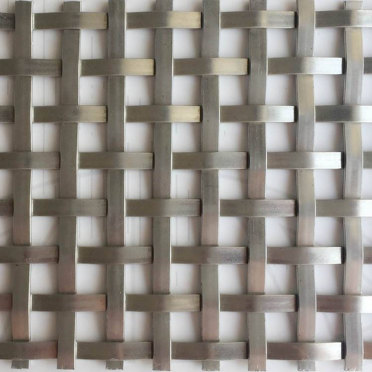 XY-5127 Flat Architectural Wire Mesh Featured Image