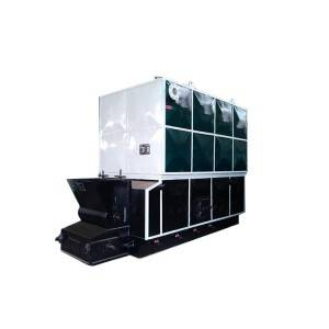 Discount Price Boiler For Dyeing - Automatic coal & biomass thermal oil boiler – Shihongxing