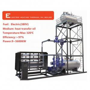Discount wholesale Boiler For Leather Factory - Electric heating thermal oil boiler – Shihongxing