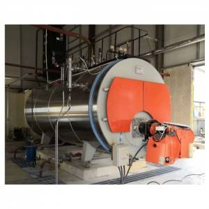 2021 New Style Supersteam Boilers - natural gas & oil fired steam boiler – Shihongxing
