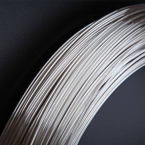 Reasonable price Titanium Alloy Wire - Silver Alloy Wires – ZHJ