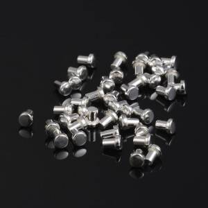 Cheap price Rivet Contact Number - Solid Contact rivet – ZHJ