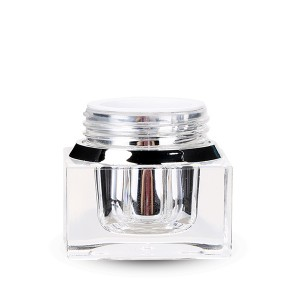 Best quality Lotion In A Jar - 5G acrylic nail polish bottle acrylic nail gel jar cosmetic jar  – Sich
