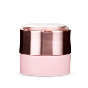 Trending Products Low Profile Cosmetic Jars - 5g 8g unique plastic pots for nail polish cosmetic pot  – Sich